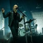 South Wales Argus: Radiohead top the bill as music begins at Glastonbury