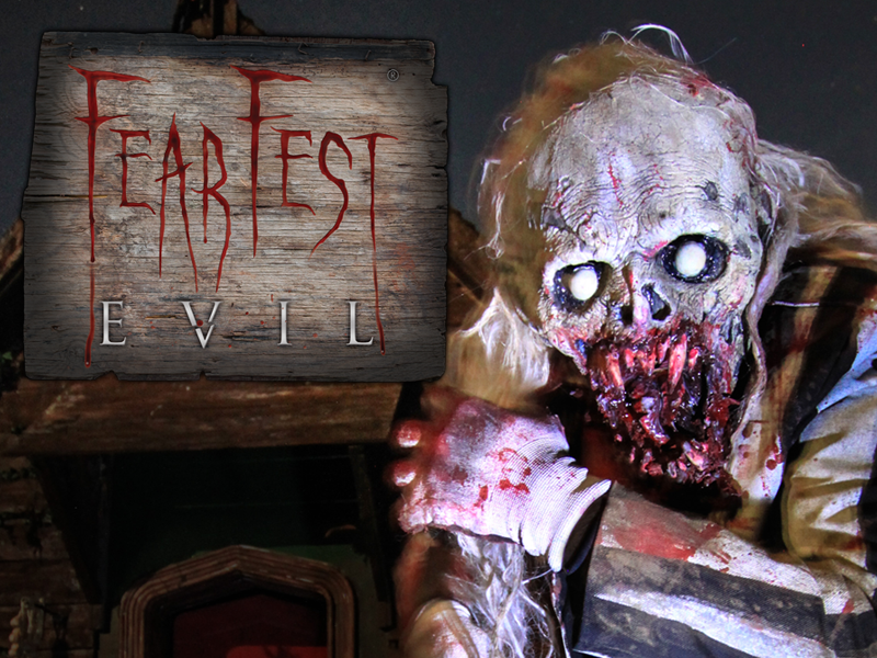 FearFest-Evil - The Ultimate Halloween Horror Event