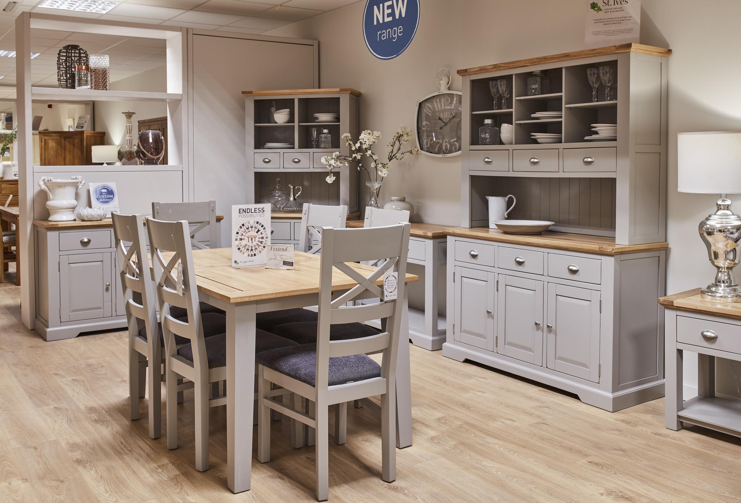 Oak Furniture Land Opens First Showroom In Newport Tomorrow