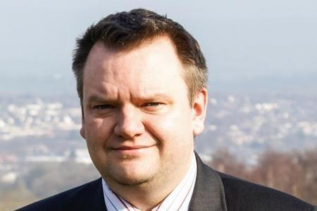 Torfaen MP Nick Thomas-Symonds