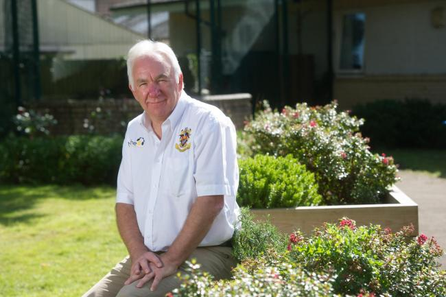 Alan Hiatt has been nominated for the South Wales Argus Health & Care Awards Volunteer of the Year.