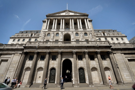 Interest rates up for first time since 2007
