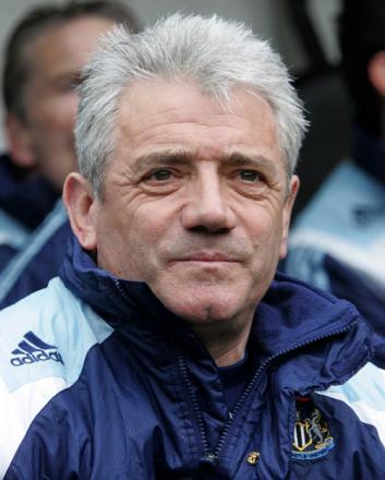 Newport County host evening with Kevin Keegan