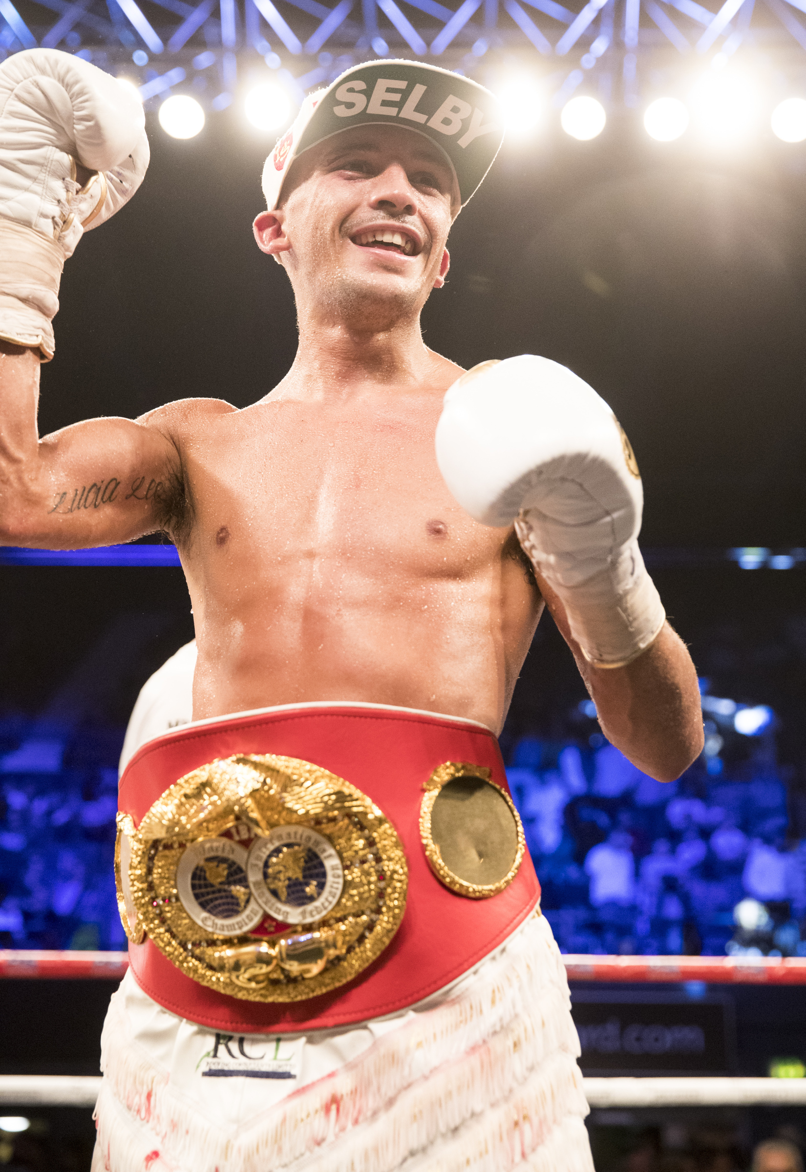 FIGHTING TALK: Lee Selby wants to silence Josh Warrington's fans this Saturday. Picture: Mark Robinson