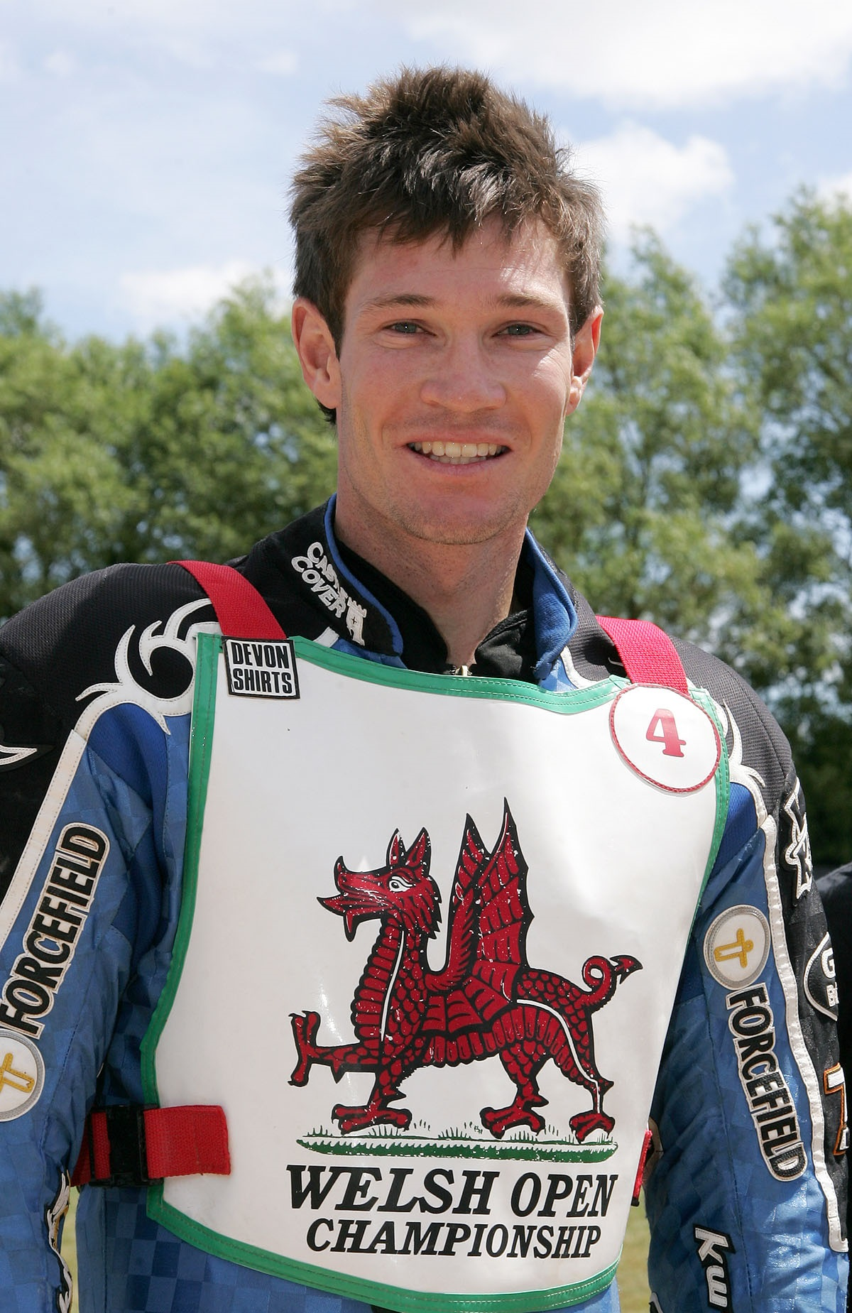 TITLE CHANCE: Jason Doyle, pictured during his Newport Wasps days