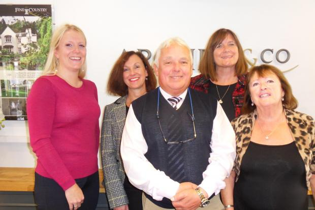 The team at Archer & Co, Usk