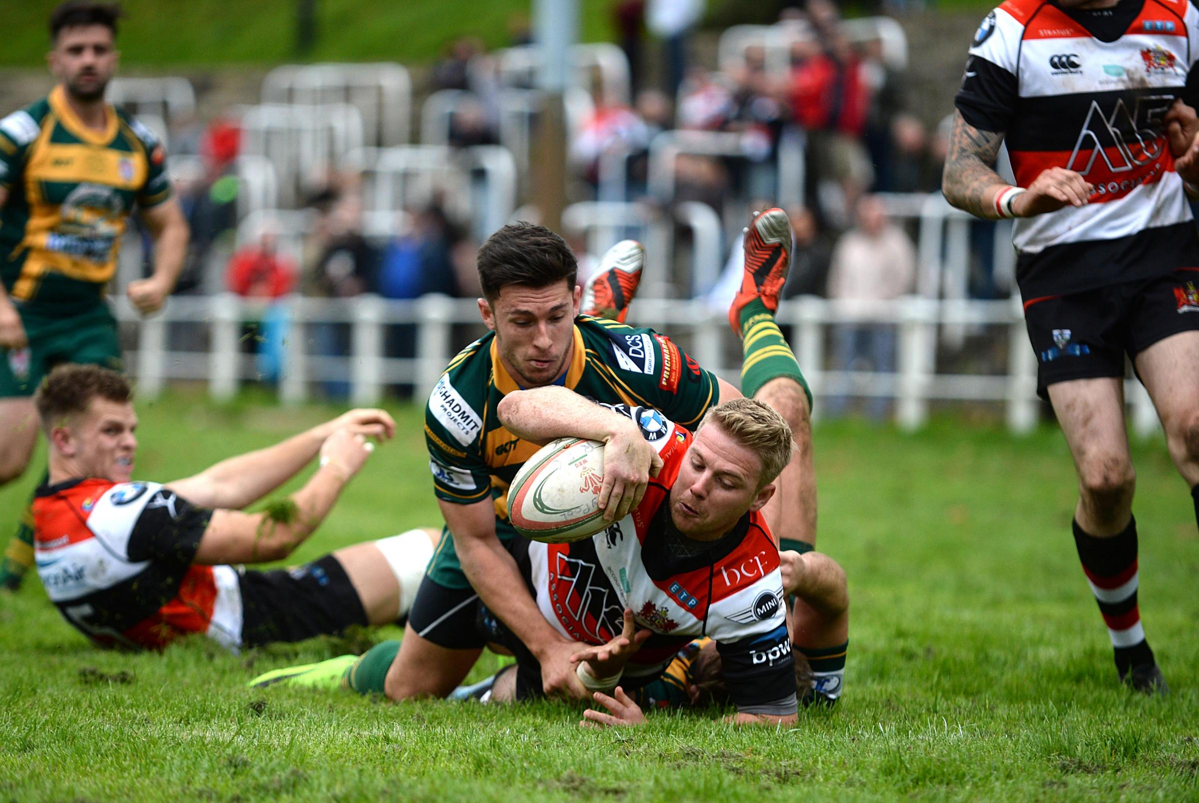 CHRIS KIRWAN: Pontypool can't get no satisfaction in the Championship