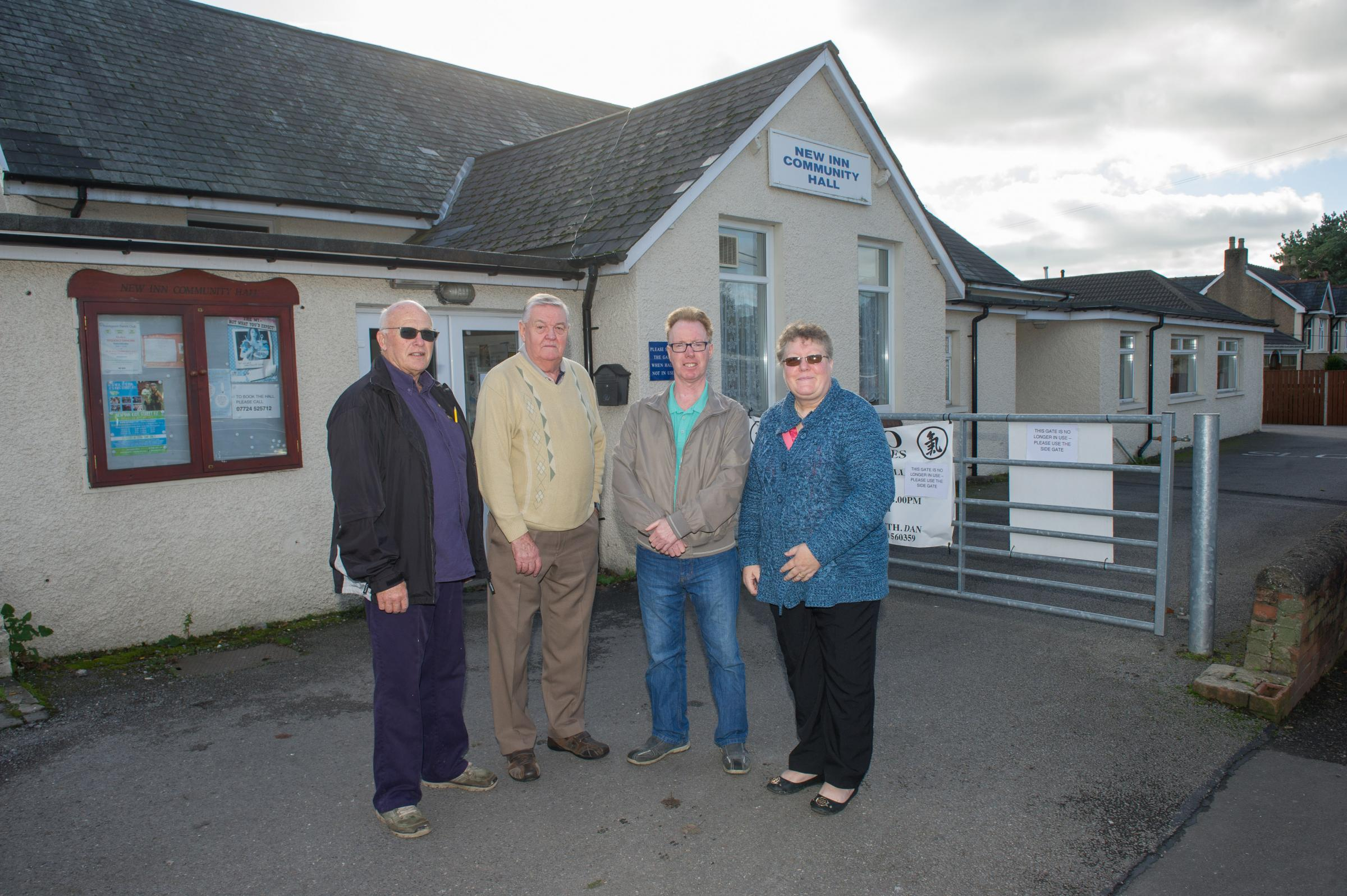 Plans to be submitted over community hall at risk of closure
