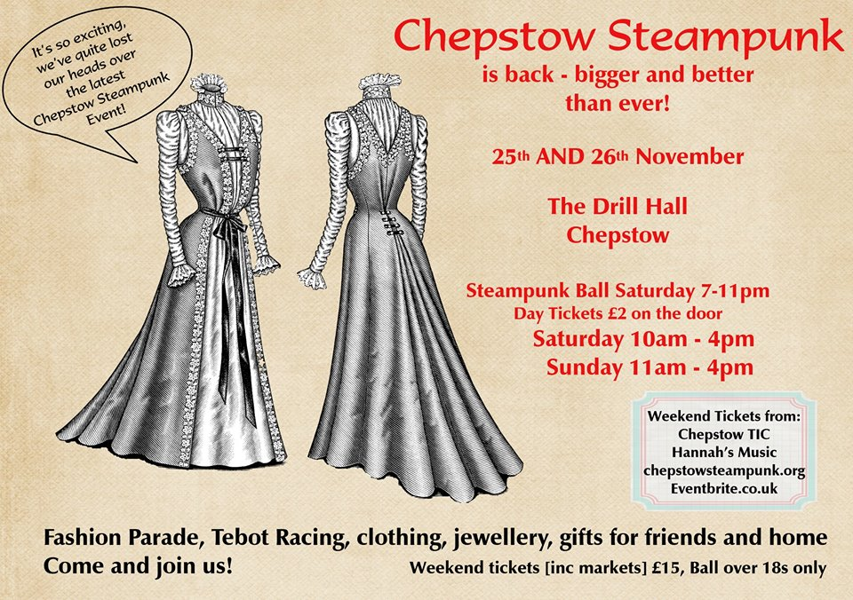 Chepstow Steampunk Winter Festival