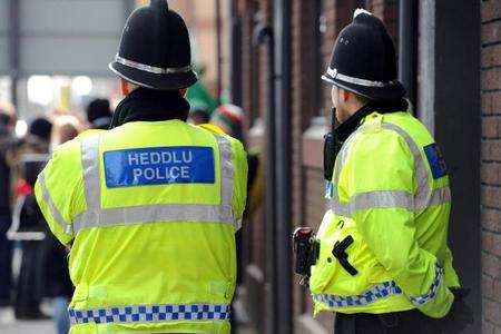 GWENT police responded to nearly 4,000 calls and arrested more than 200 people over Christmas