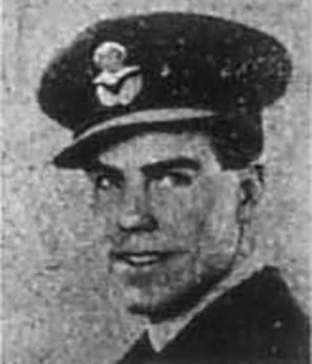 South Wales Argus: KILLED: Squadron Leader Bill Irving of Cwmbran was the commanding officer of 614 Sqn