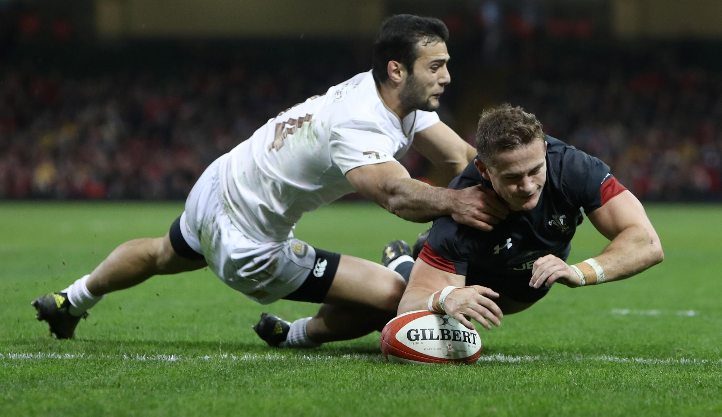 Six dragons receive the call to Wales for six nations - South Wales Argus