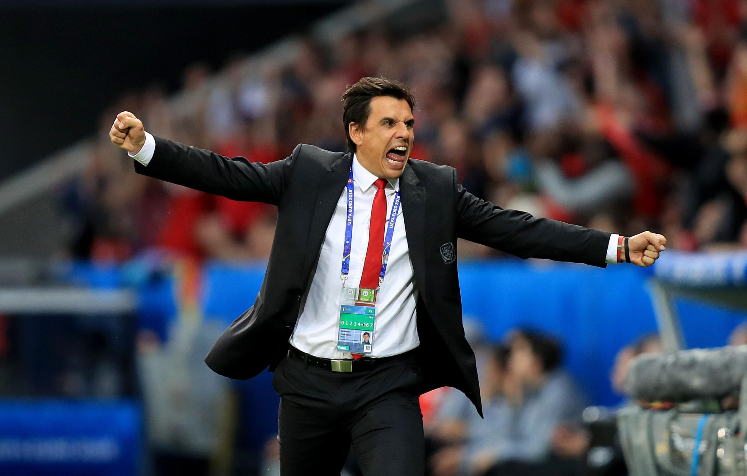 FAREWELL: Chris Coleman's success at Euro 2016 will never be forgotten by Welsh fans but it's time to focus on the future