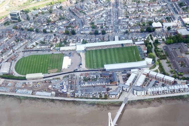 South Wales Argus: POTENTIAL: The Rodney Parade site