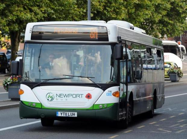 South Wales Argus: Newport Bus