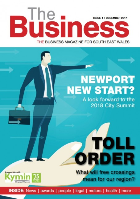 Read the launch edition of The Business