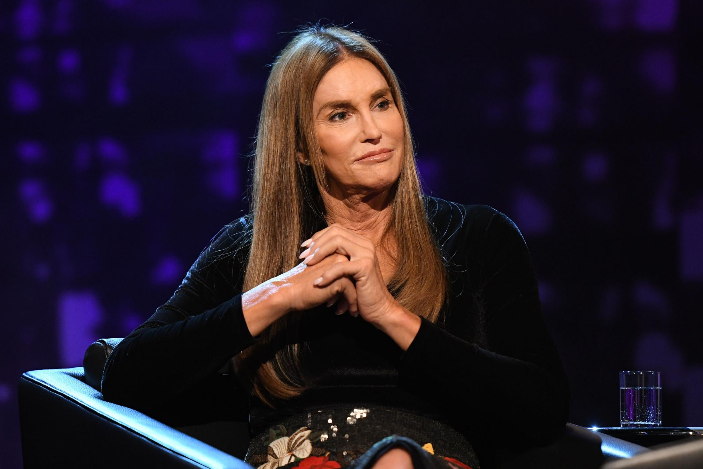 Caitlyn Jenner on the Kardashians: My gender surgery was none of their business (ITV)