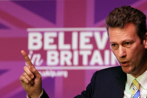 Nathan Gill's resignation is good news for Ukip