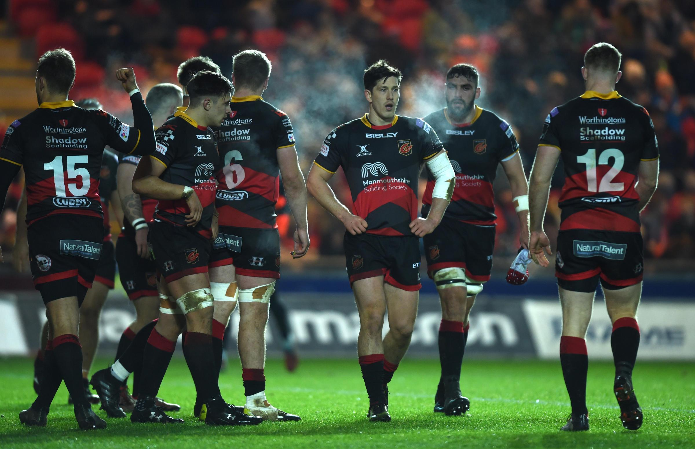 Five things from the Scarlets versus the Dragons
