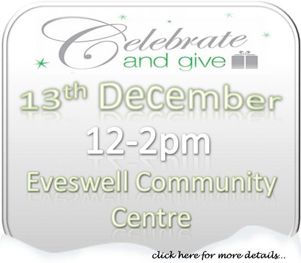 Details of Celebrate and Give Christmas Fete