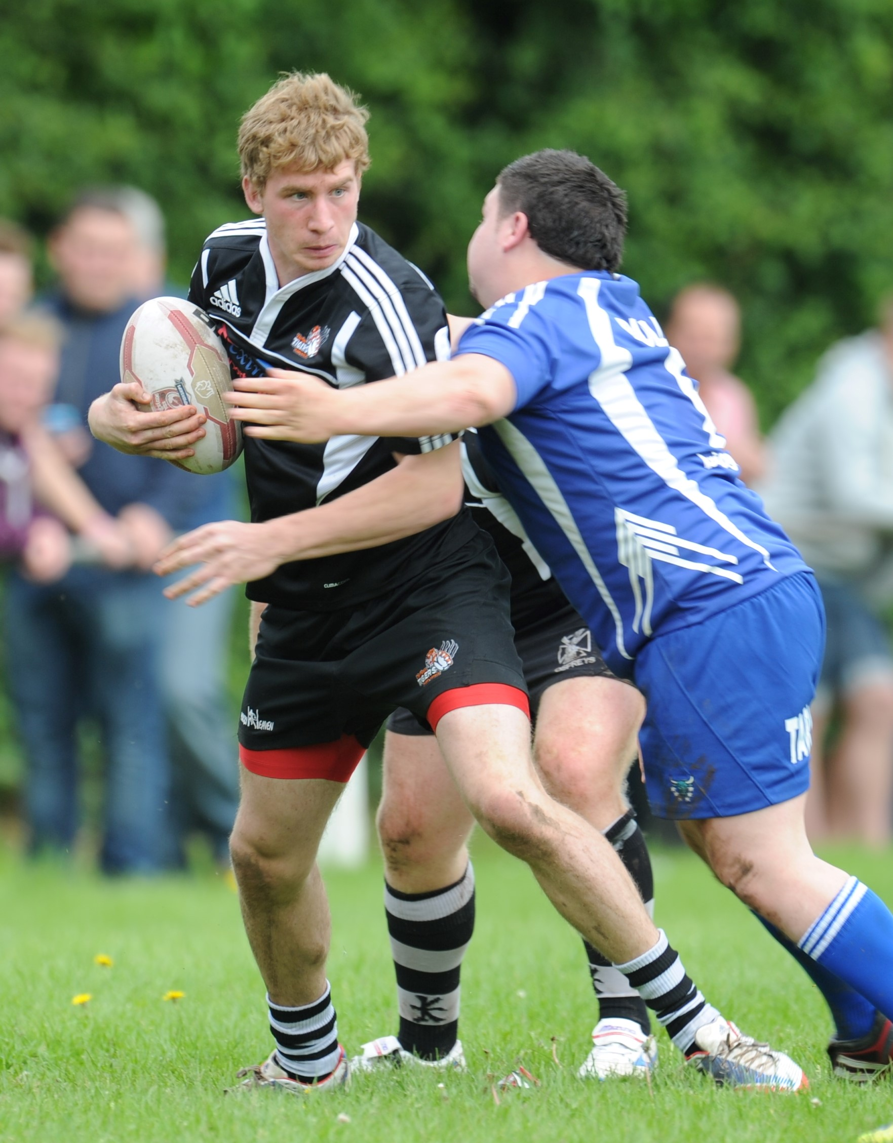 HEADING DOWN UNDER: Torfaen Tigers' Liam Silver