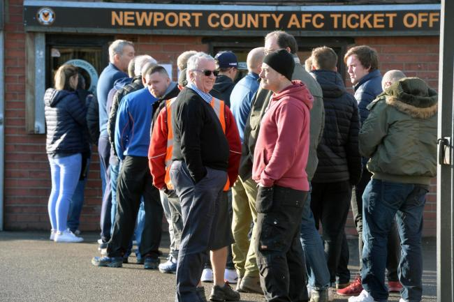 Newport County change FA Cup ticket policy amidst 'exceptionally high' ticket sales