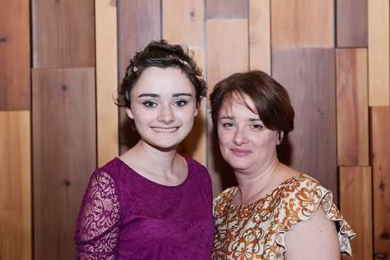 Cwmbran teen Emily Clark, who helped raise £100,000 for different charities.