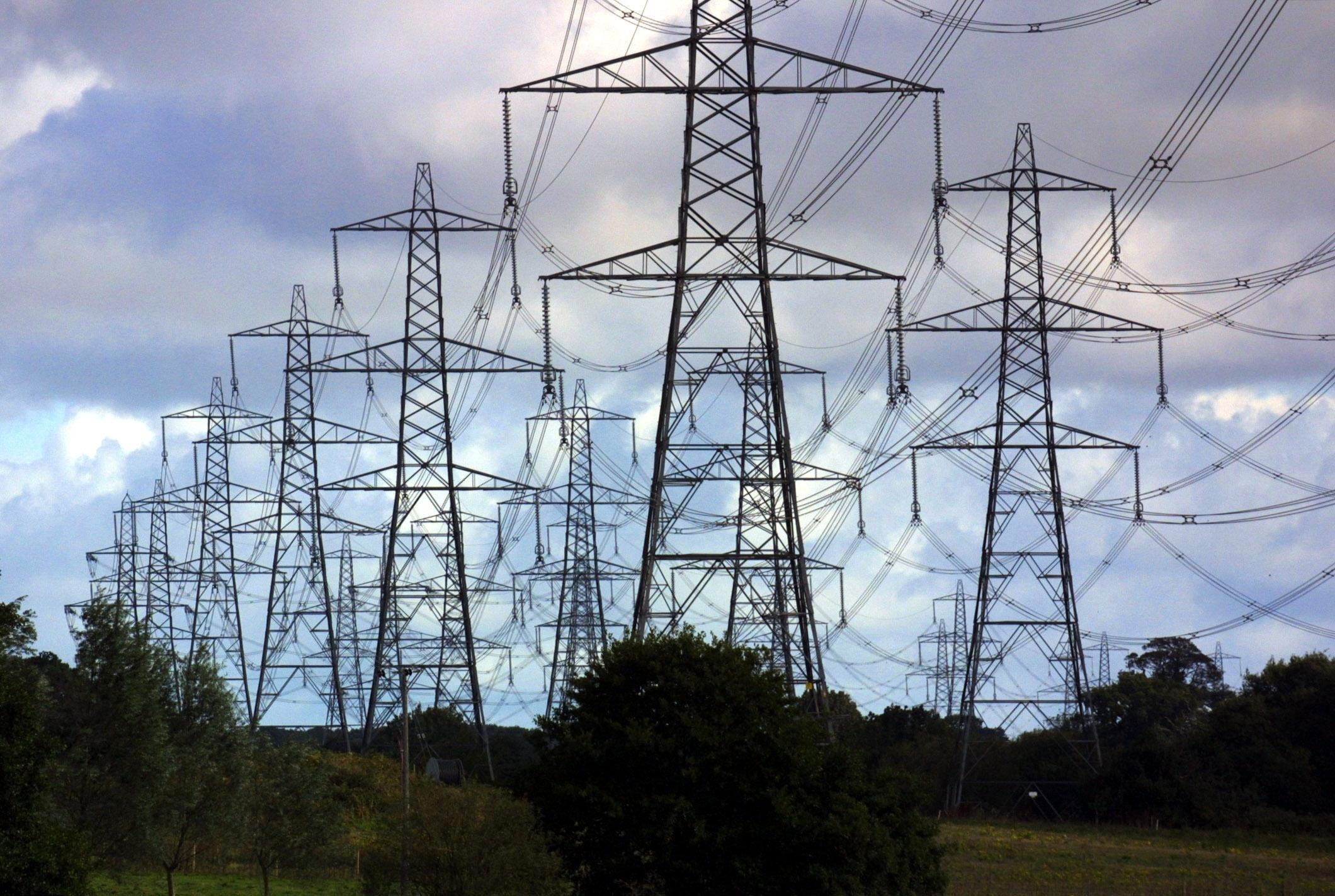 More than 200 homes are without power in Blackwood due to a power cut