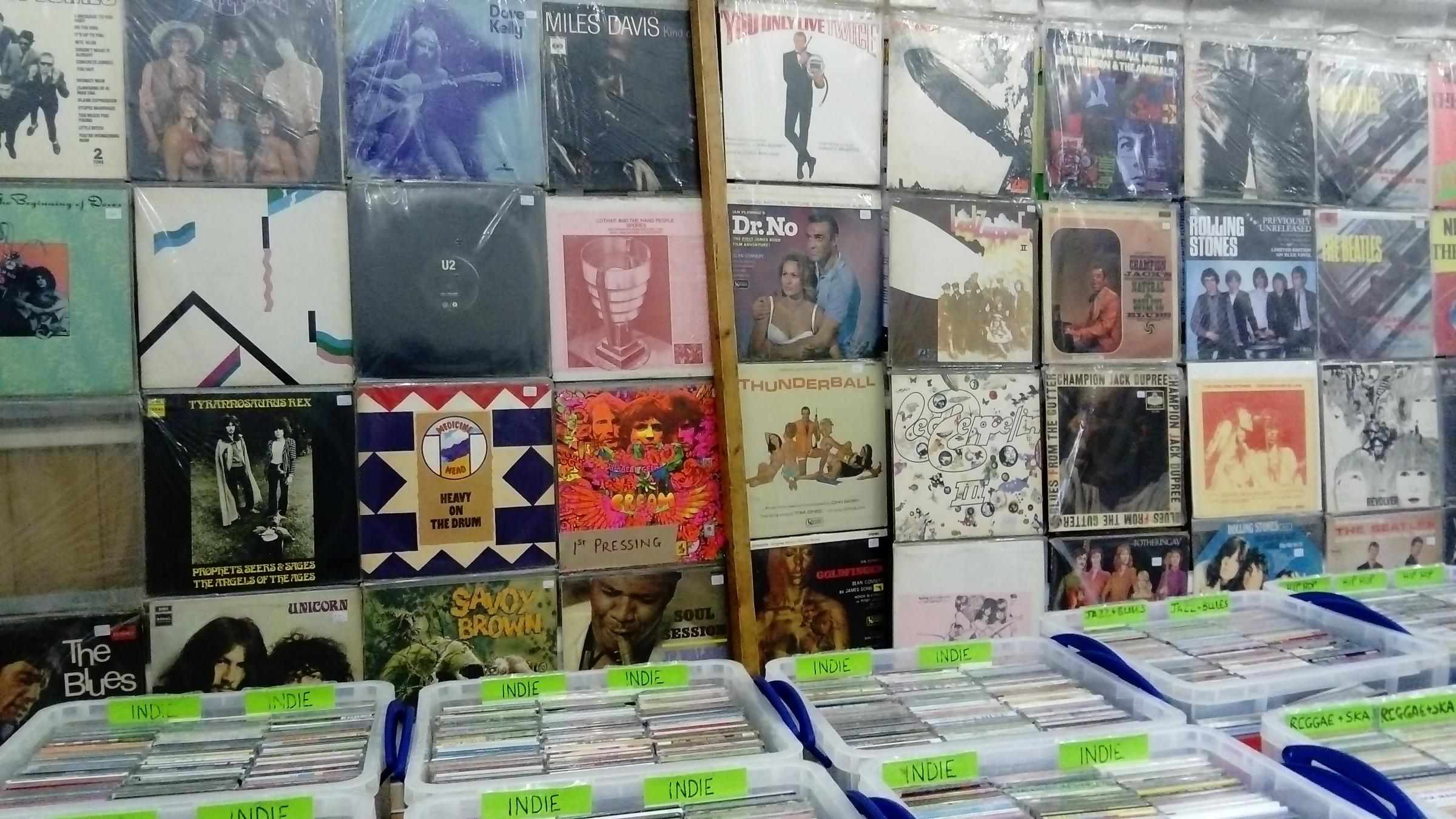Penarth Record and CD Fair