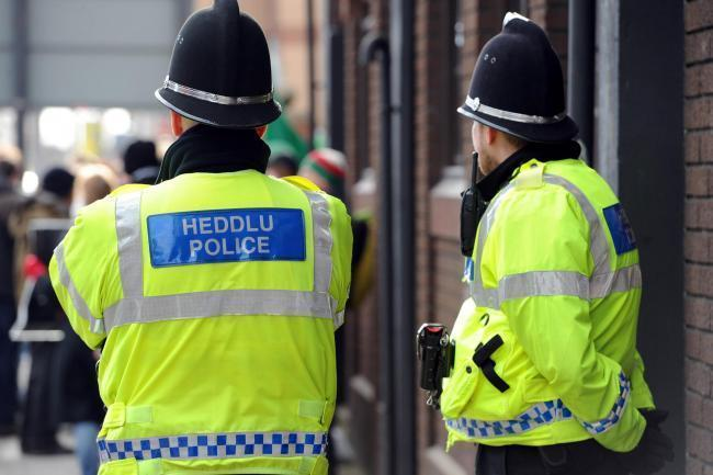 HEDDLU: Torfaen MP Nick Thomas-Symonds has said an increase in violent crime and UK-wide cuts to police services are linked