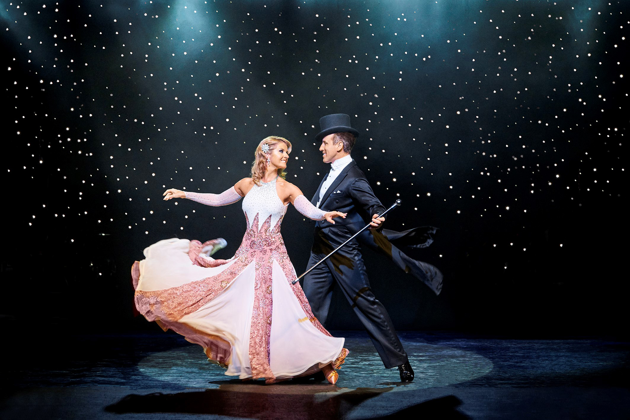 DANCE: Anton Du Beke and Erin Boag's new show Broadway to Hollywood