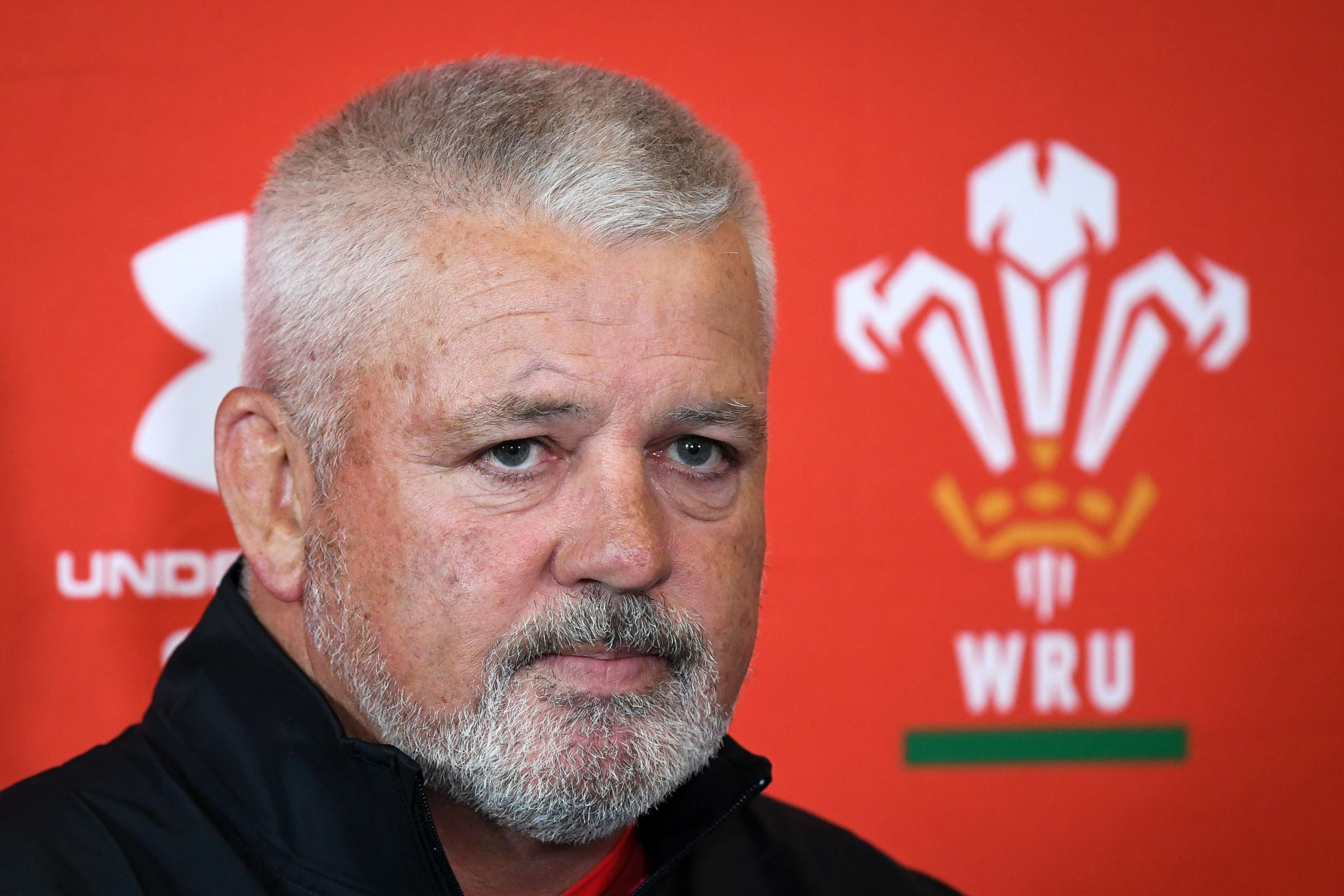 File photo dated 16-01-2018 of Wales' Head coach Warren Gatland. PRESS ASSOCIATION Photo. Issue date: Thursday January 25, 2018. It will be fascinating to see if head coach Warren Gatland's two uncapped selections - Worcester wing Josh Adams and S