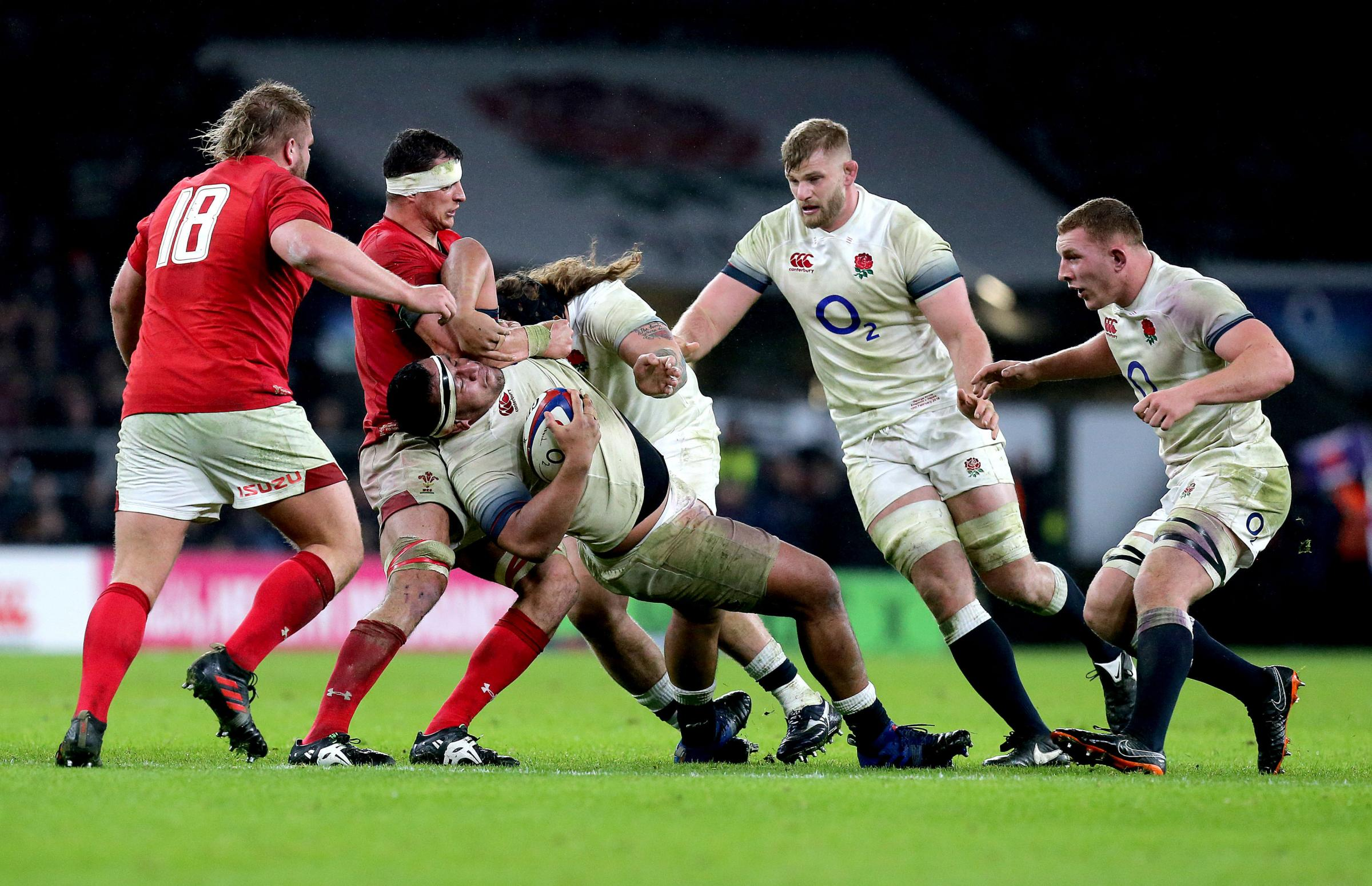 Gatland: Wales are upbeat for Dublin after pushing England so close