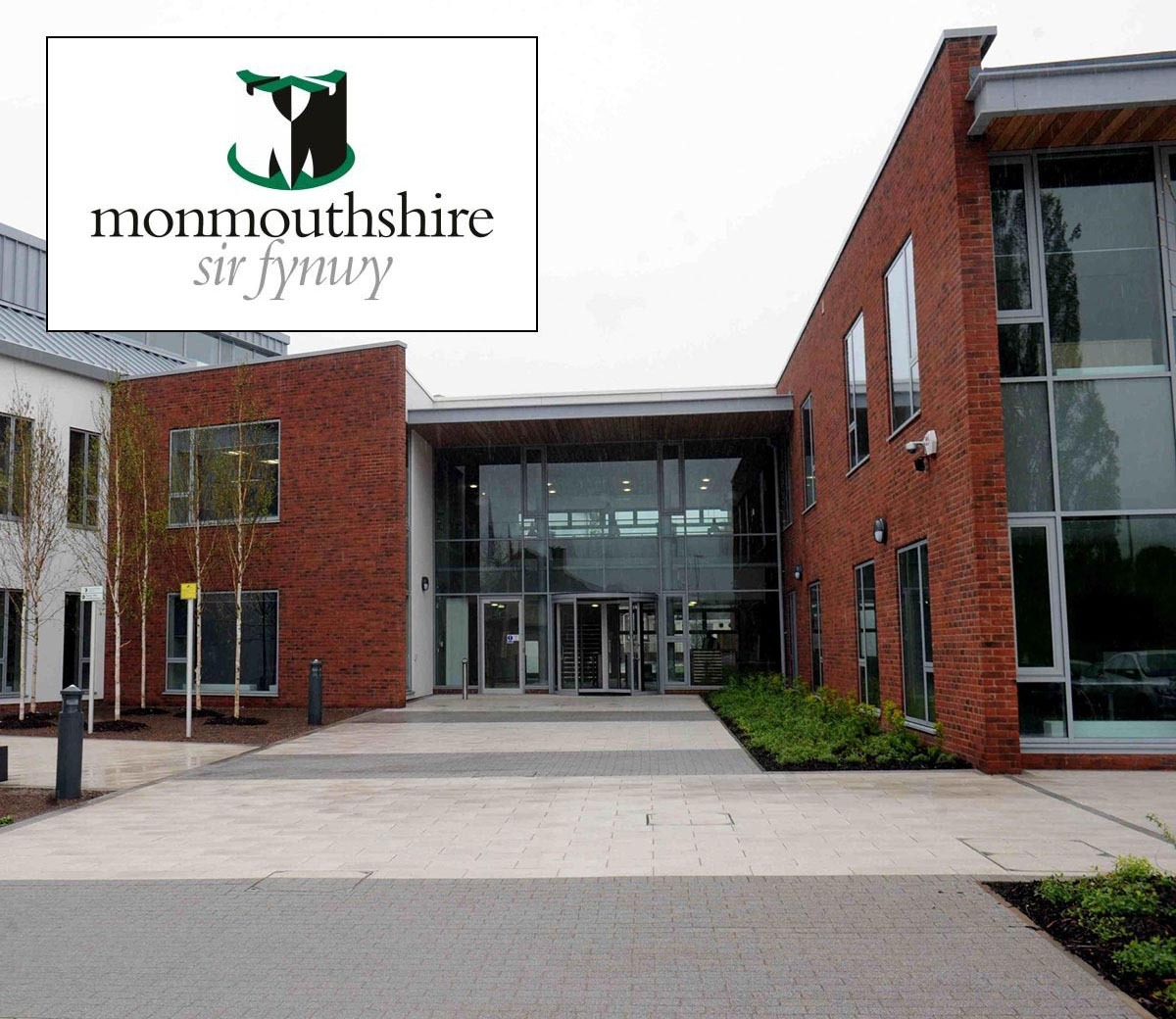 Monmouthshire council.