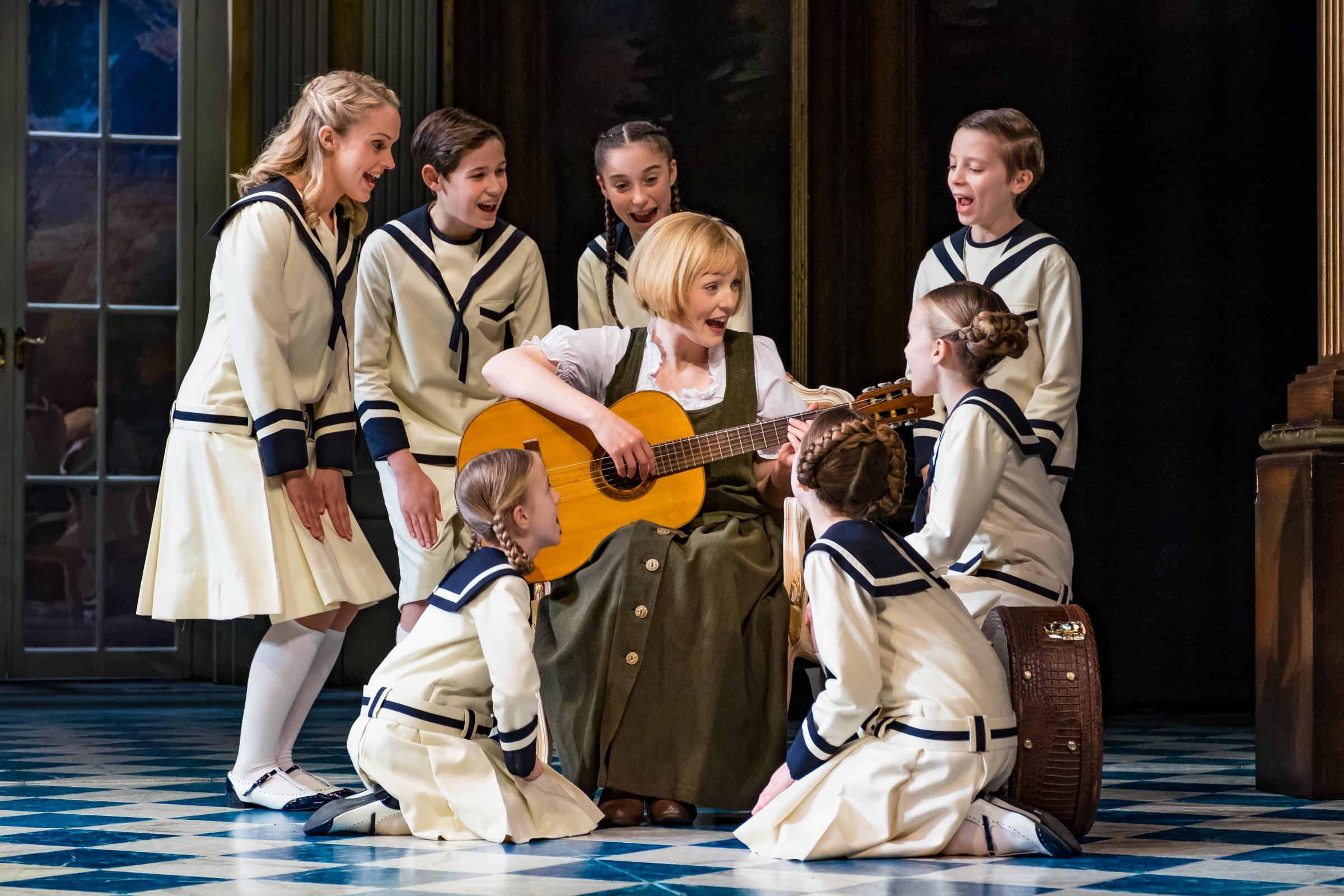 SHOW: The Sound of Music starring Lucy O'Byrne as Maria