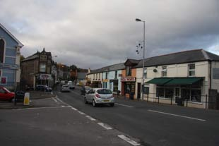 NOW: St Luke's Road, Pontnewynydd