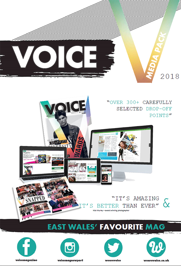 South Wales Argus: Voice Media Pack