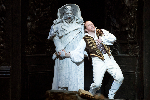 Welsh National Opera's production of Don Giovanni, Mozart. Picture: Richard Hubert Smith