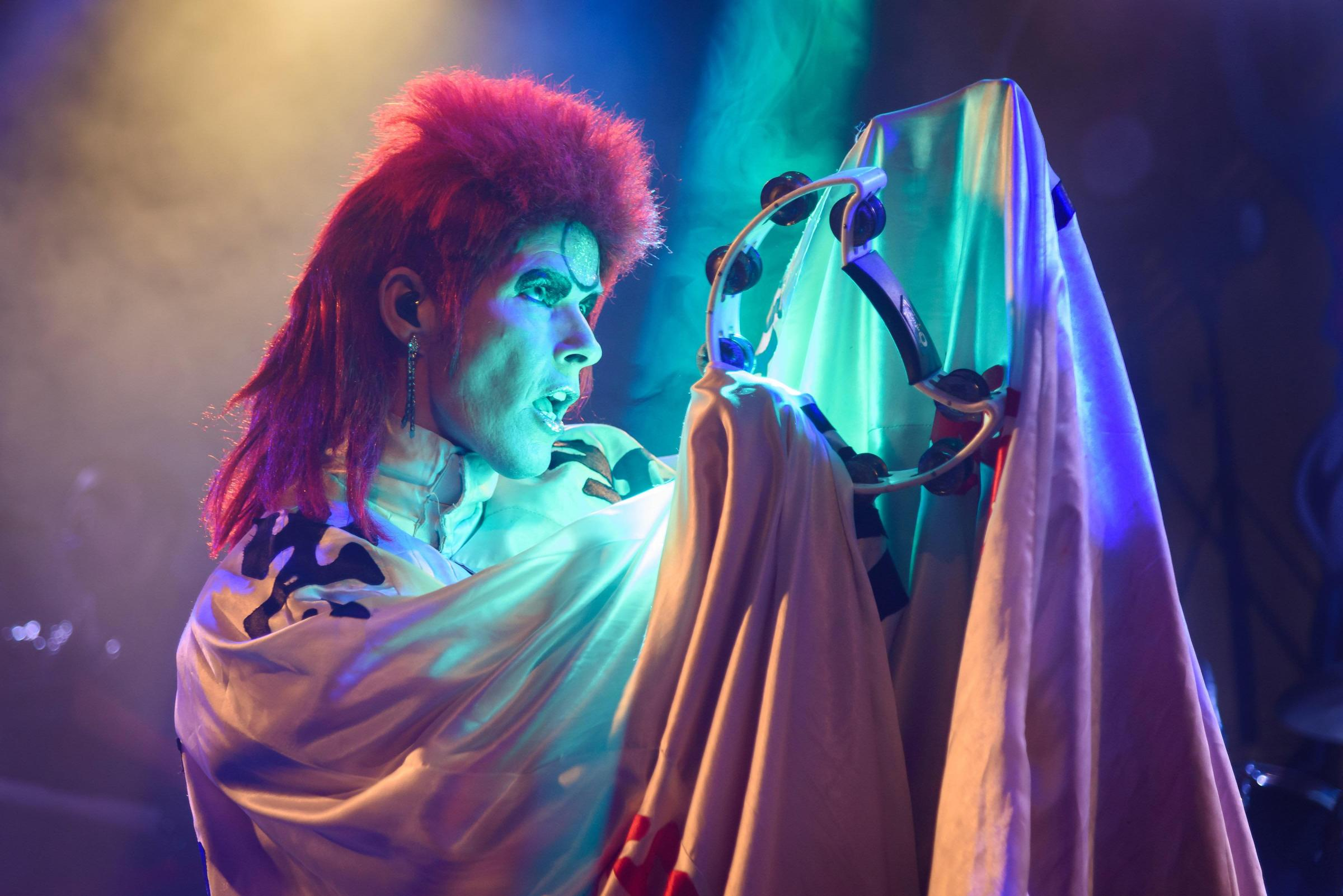 Absolute Bowie come to Penarth on 23rd March