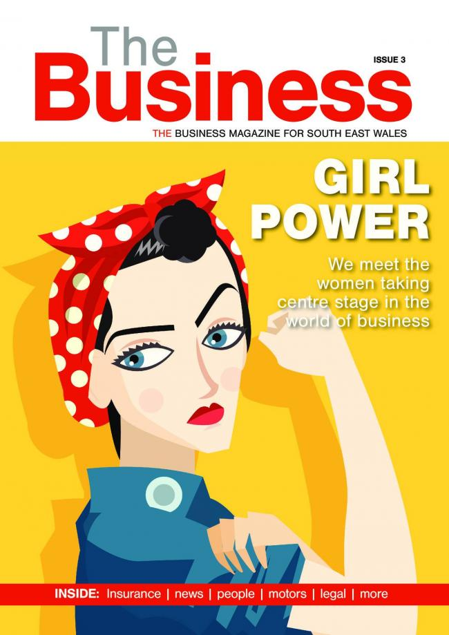The Business magazine. Issue 3