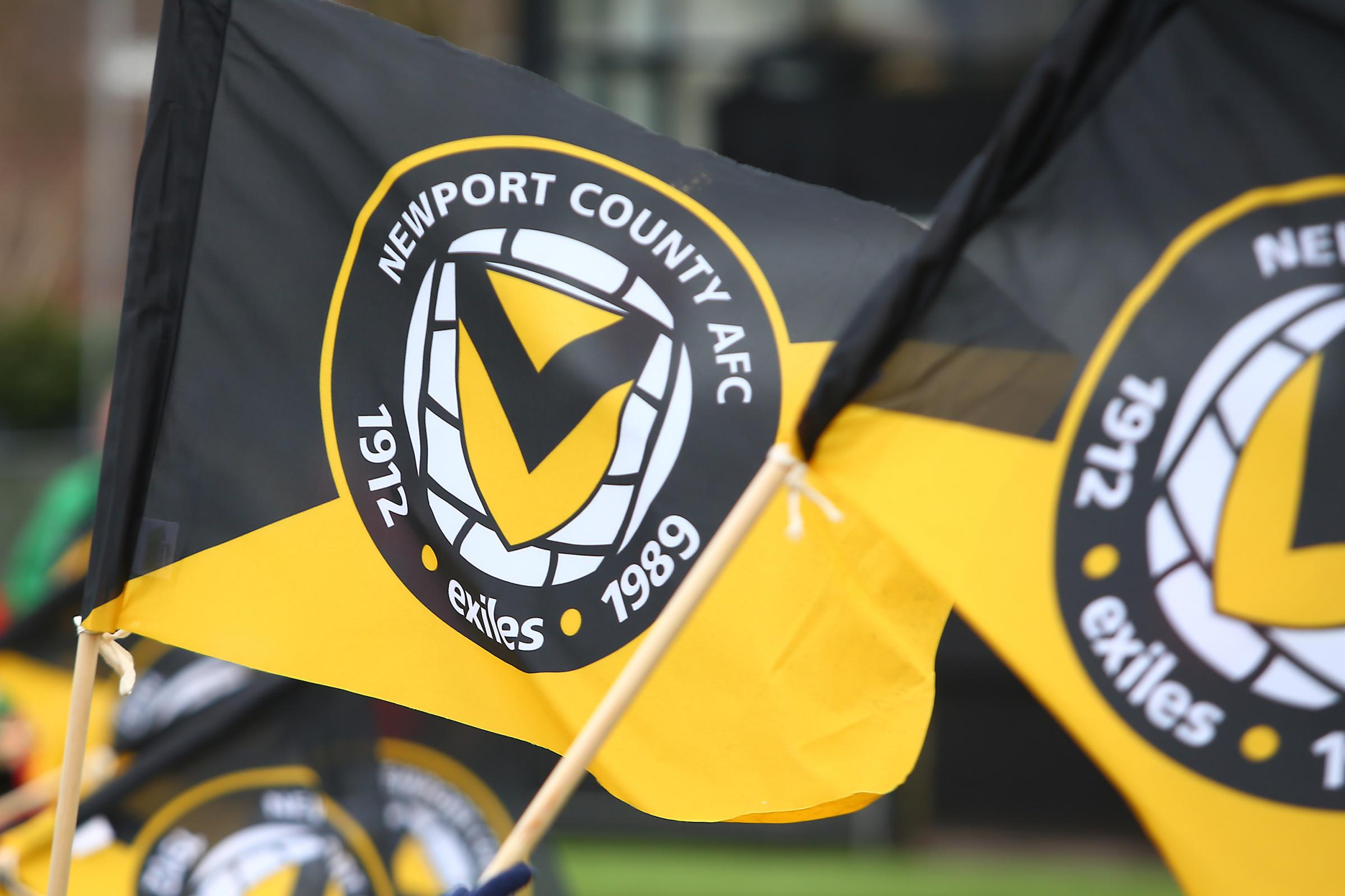 CHANGE: Newport County will now take on Championship club Bristol City behind closed doors in Bristol next week