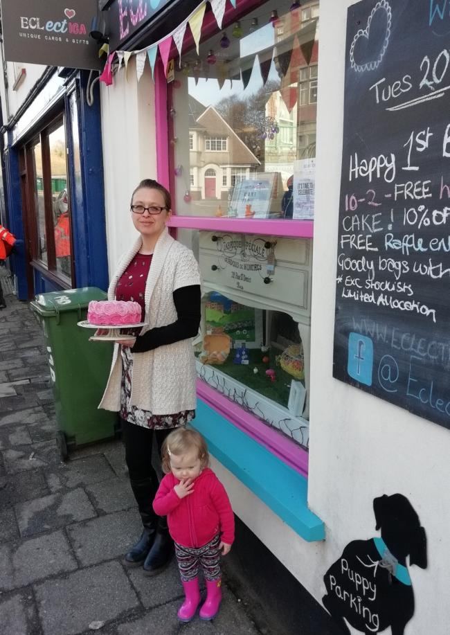 Crumlin gift shop Eclectica celebrates ist first anniversary   South ...