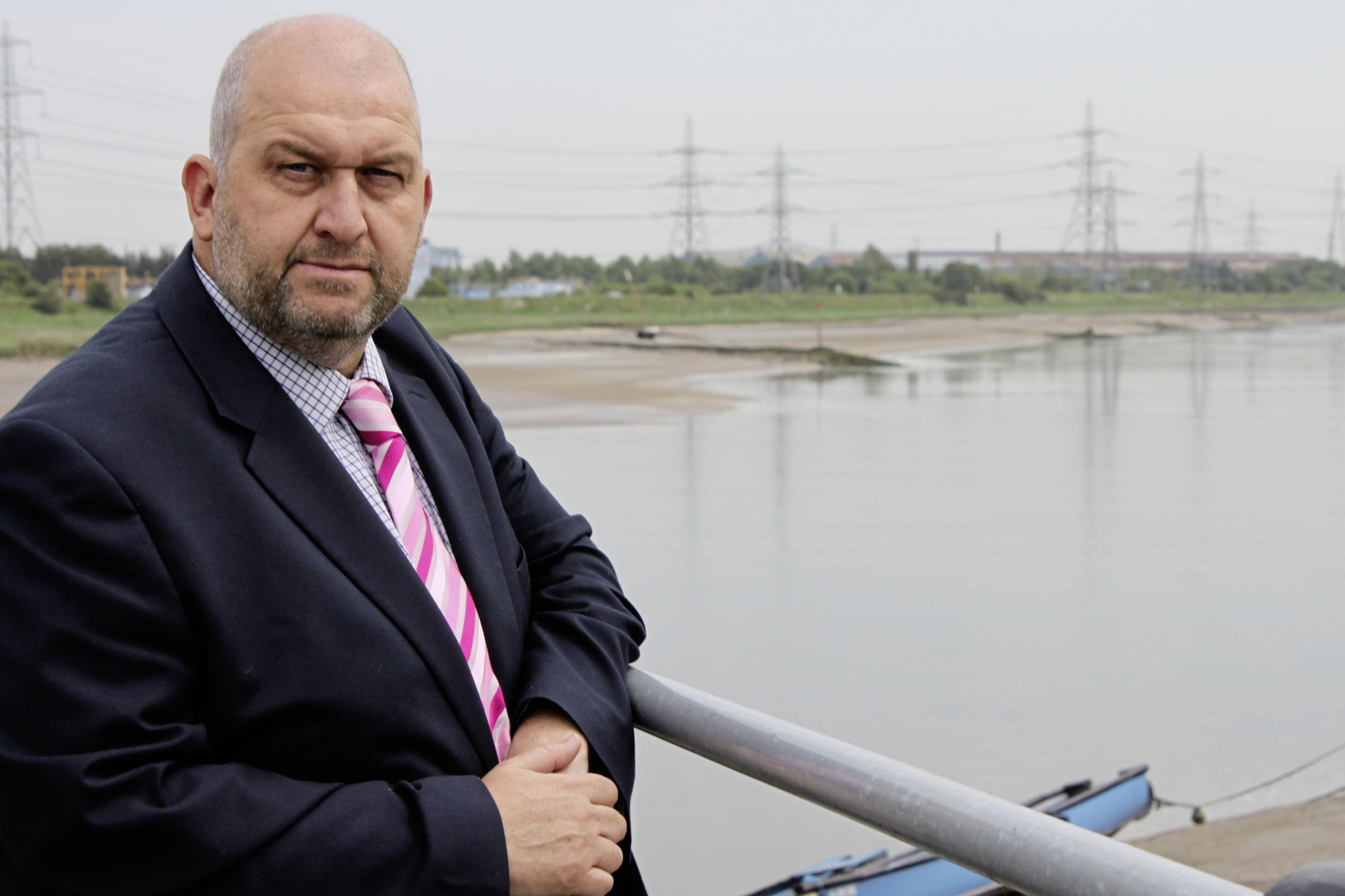 The late Carl Sargeant