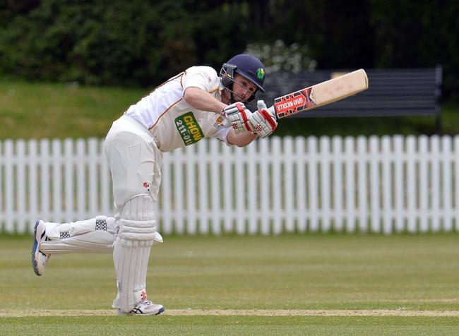 IN FORM: Mark Wallace hit a century for Newport against Ynysygerwn