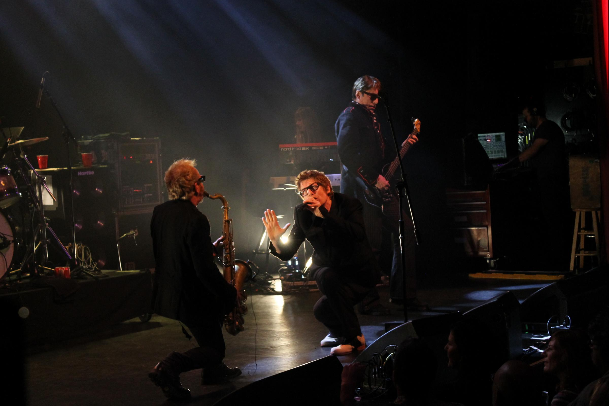 LEGENDS: Psychedelic Furs                                                                                                                                                                      Picture: Maggie Butler
