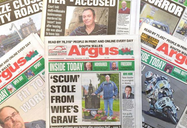 INTERESTING: Looking to earn some extra cash? We need South Wales Argus delivery agents