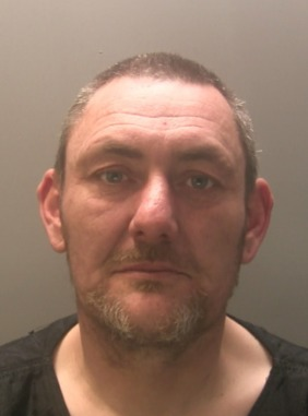 Police are appealing for information about 45-year-old Lee Hellon