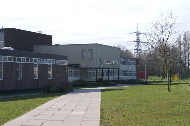STRUGGLING: Lliswerry High School is £255,561 in deficit, according to a Newport City Council report. Pic: Wales News Service