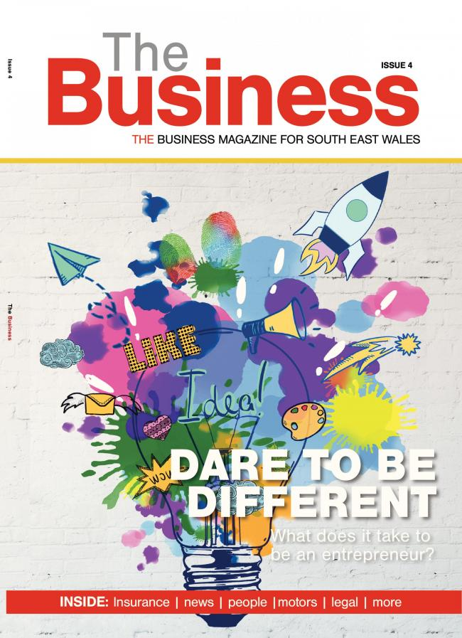 Issue 4 of The Business