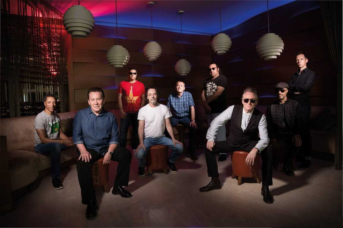 UB40 are headed to Venue Cymru next year to celebrate latest release For the Many